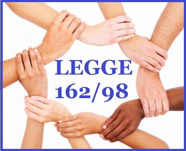 COMUNICAZIONE DI FINANZIAMENTO PIANI L. 162/98 ANNO 2021